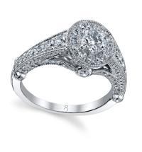 1.75 Carat Bridal Engagement Ring