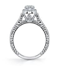 Designer Diamond Engagement Ring