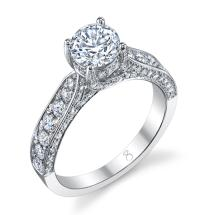 2 CT Diamond Ring
