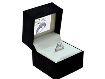 My Diamond Story Ring Box